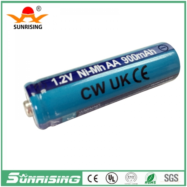 OEM NIMH AA 900MAH Button Top Battery