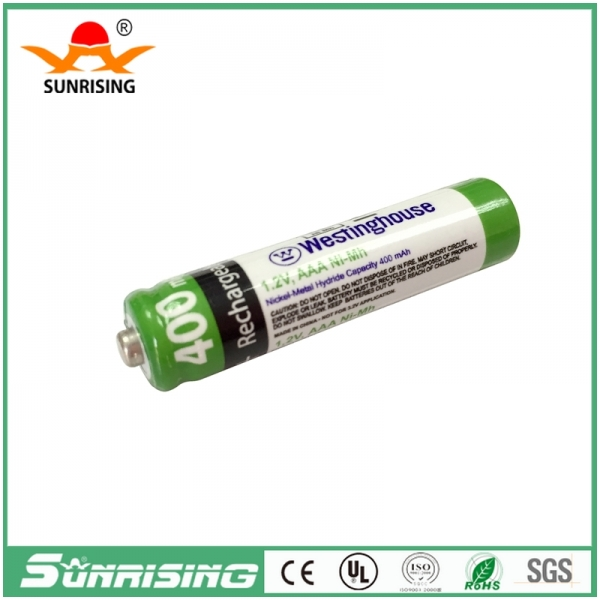 OEM NIMH AAA 400MAH Button Top Battery