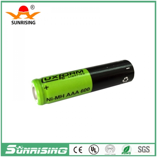OEM NIMH AAA 600MAH B4 Button Top Battery